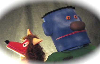 ALICE & JIMMY'S EPIC ROCK DREAM by Adam Swartz Puppets