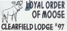 Loyal Order of Moose Clearfield Lodge